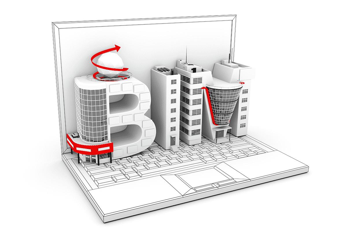 Projeto 3D tecnologia BIM