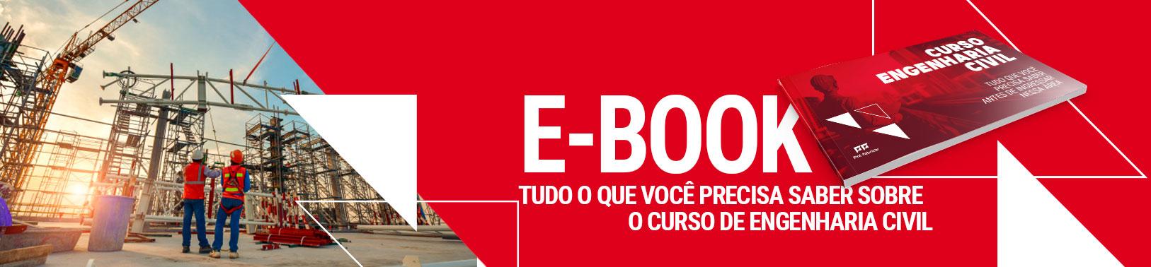 E-book Sobre o Curso de Engenharia Civil